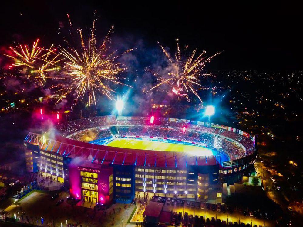 La Nueva Olla el primer estadio paraguayo con certificación VAR
