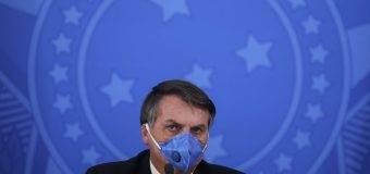 Piden la renuncia del Presidente brasileño Jair Bolsonaro