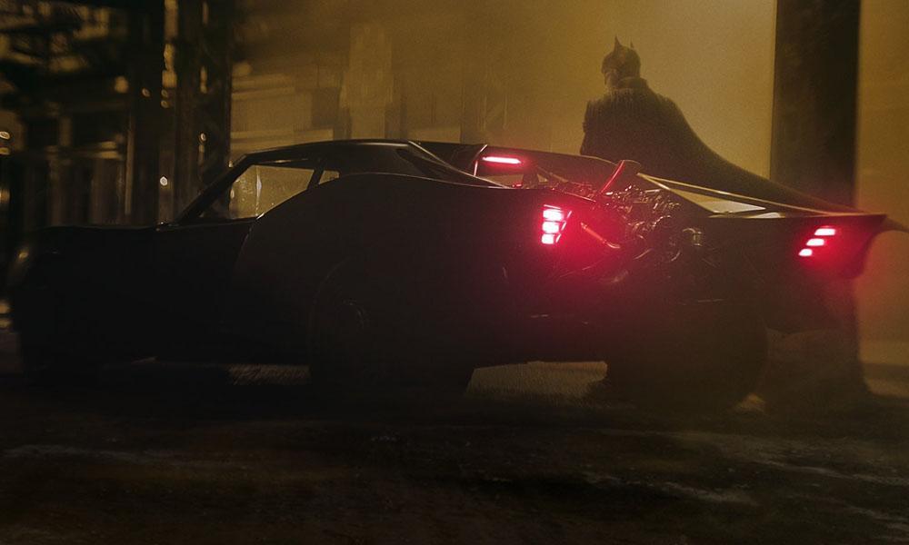 Revelan imágenes del batimóvil que usará Robert Pattinson