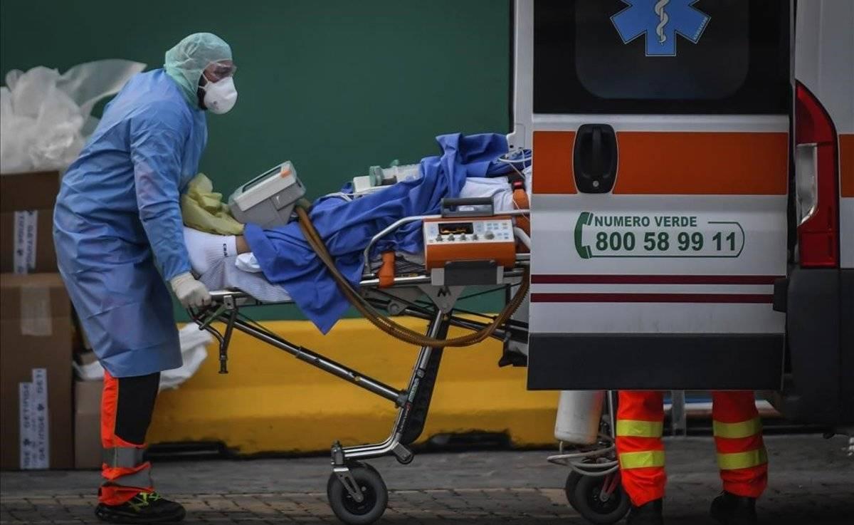 España supera los 500 muertos en un día y roza ya los 40.000 contagios
