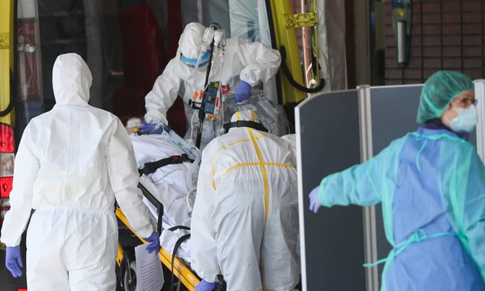 El total de contagios por coronavirus superó el medio millón en todo el mundo