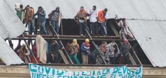 Coronavirus en Argentina: Violento motín en la cárcel de Devoto