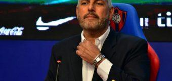Zapag anuncia que dejará la dirigencia de Cerro Porteño