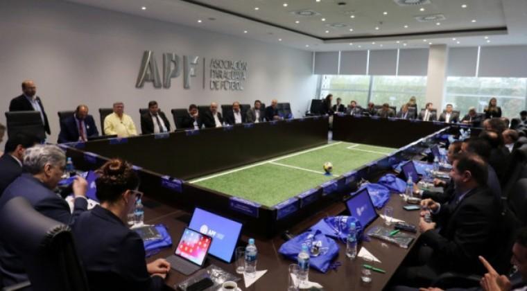 Posible retorno del fútbol paraguayo