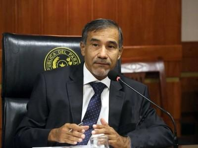 Manuel Ramírez Candia nuevo representante de la Corte ante el JEM
