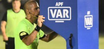 El VAR estará presente en el retorno del fútbol paraguayo