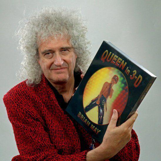 Brian May se convierte en el mejor guitarrista de todos los tiempos