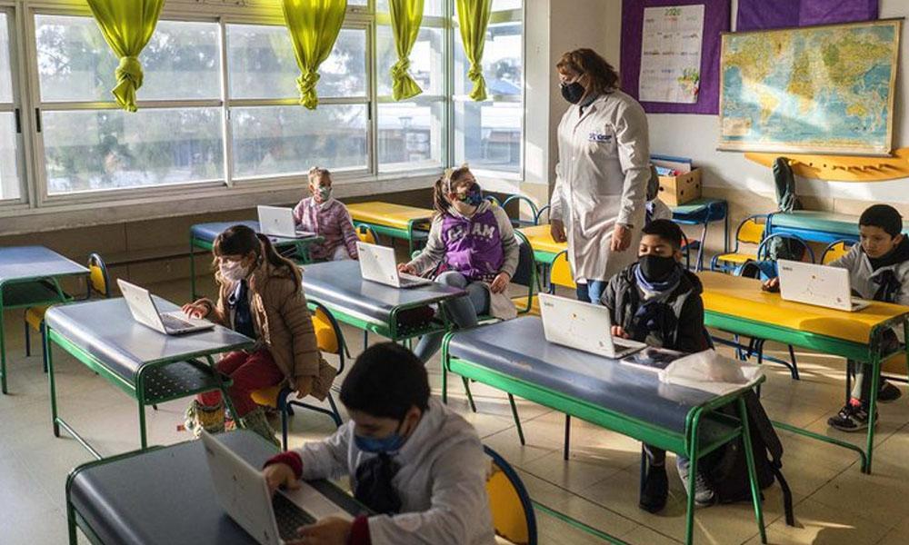 Uruguay completa la reapertura de las escuelas: 256 mil alumnos vuelven a clase en Montevideo
