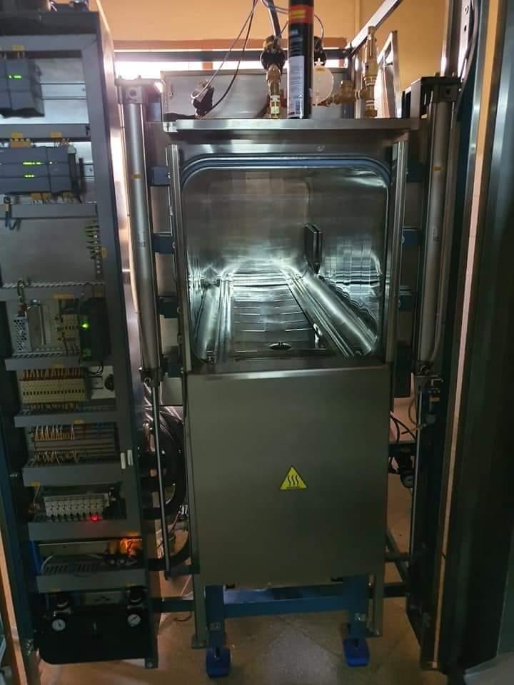 Hospital ovetense recibe equipo de esterilización por valor de G. 315.110.000