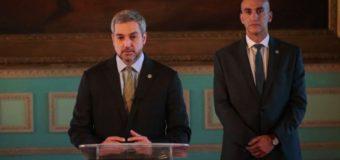 Marito presenta de forma virtual su segundo informe de gestión ante el Congreso