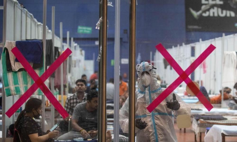 Las muertes por coronavirus en todo el mundo superaron las 650.000