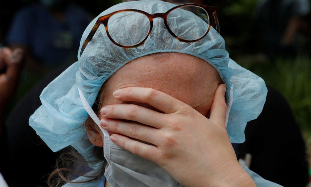 Estados Unidos supera las 150.000 muertes por la covid-19