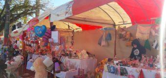 Feria por el Día de la Amistad en Coronel Oviedo
