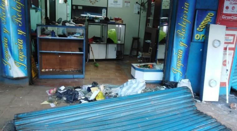 CDE; Ladrones vendieron joyas robadas en la calle y por las redes