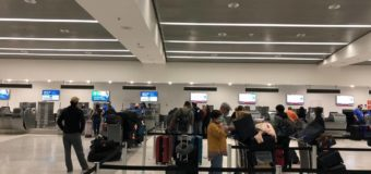 Llegaron al país 54 connacionales provenientes de EEUU e irán a albergues