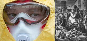 China; Emiten alerta de nivel 3 por un posible caso de peste bubónica