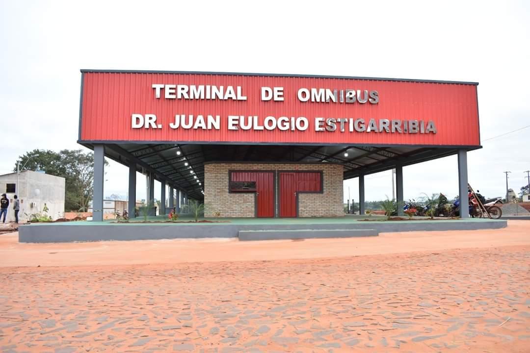 Habilitan nueva Terminal de Ómnibus en Campo 9