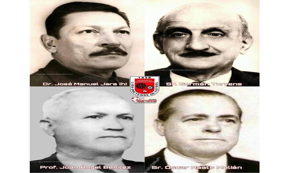 Se cumplen 72 años de vida institucional de la Liga Ovetense Fútbol
