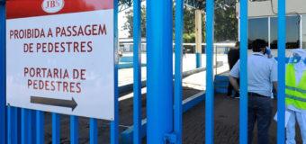 Alerta en Brasil por brote de coronavirus en uno de los frigoríficos más importantes del país: confirmaron más de 1.000 trabajadores infectados