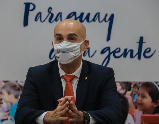 Julio Mazzoleni niega colapso de sistema de salud en Alto Paraná
