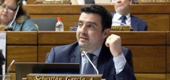 Diputado García tiene Covid-19 negativo dicen desde salud